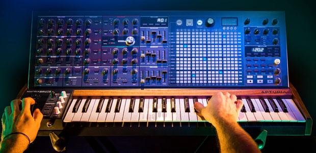 Arturia Announces The MatrixBrute Analog Synthesizer