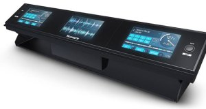 NUMARK DELIVERS ESSENTIAL INFO TO DJ CONTROLLERS WITH DASHBOARD 3-SCREEN DISPLAY