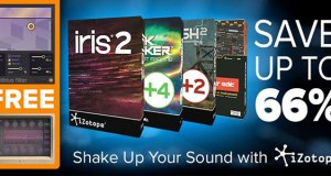 iZotope Creative Tools Bundles – Save up to 66%