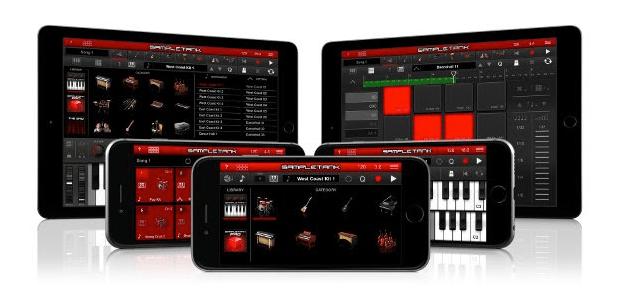 IK Multimedia Releases SampleTank 2 for iOS