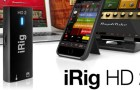 IK Multimedia Announces  iPhone 7 ready iRig HD 2