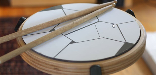 Jambé by SensorPoint - a New Electronic Percussion Instrument
