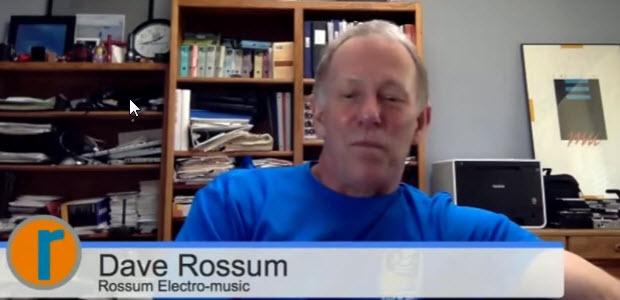 Synth Summit Show Interview with David Rossum – Mr. SP1200
