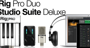 IK Multimedia Announces iRig Pro Duo Studio Suite Bundles