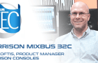 Exclusive NAMM TEC Awards Interview – Ben Loftis of Harrison Consoles