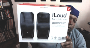 Unboxing IK Multimedia iLoud Micro Monitors