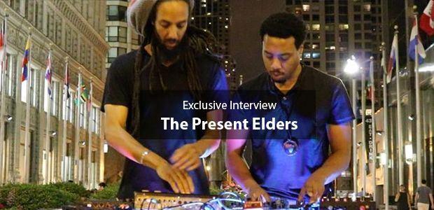 Exclusive Interview - The Present Elders