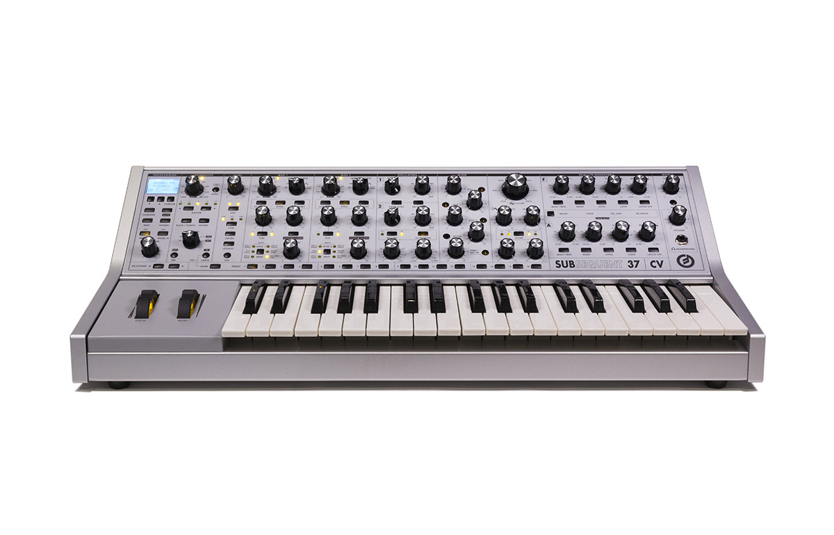 Moog Music Announces the SUB​SEQUENT​ 37 CV