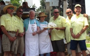 Plains Pig Pickin' 2012 First Place Loin - D.W.'s Kountry Cookers