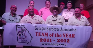 2011-2012 Team of the Year -  D.W.'s Kountry Cookers