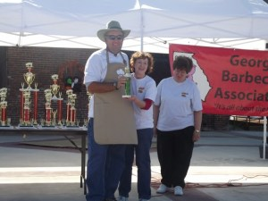 Special Pitmaster Award for Tom Wommack