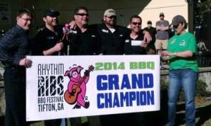 Grand Champion - Smokin' 42 BBQ