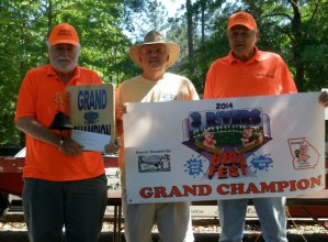 Grand Champion - Bethel Smokers