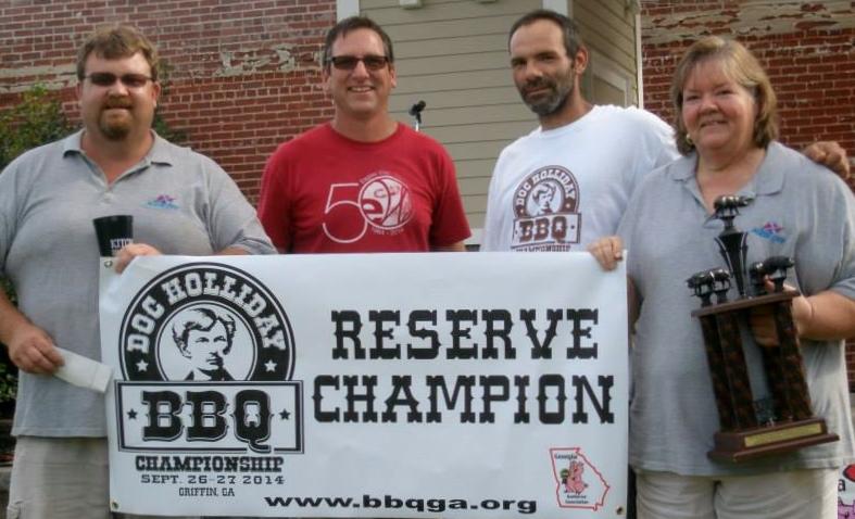 Reserve Champion - Dixie Que