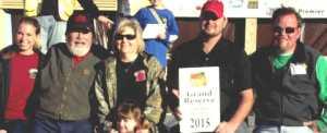 Reserve Champion - Bubba Grills