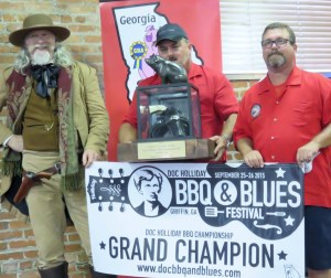 Grand Champion - Rescue Smokers