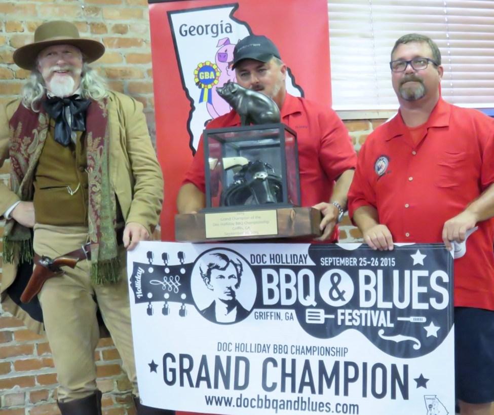 Grand Champion - Rescue Smokers