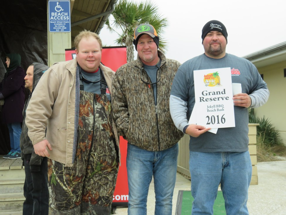 Reserve Grand Champion - Southern Hogs.
