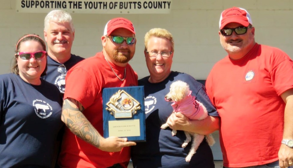 Reserve Grand Champion - Rescue Smokers