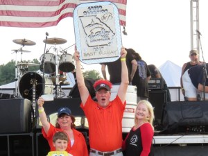 Grand Champion - Captain Jack Freedom BBQ