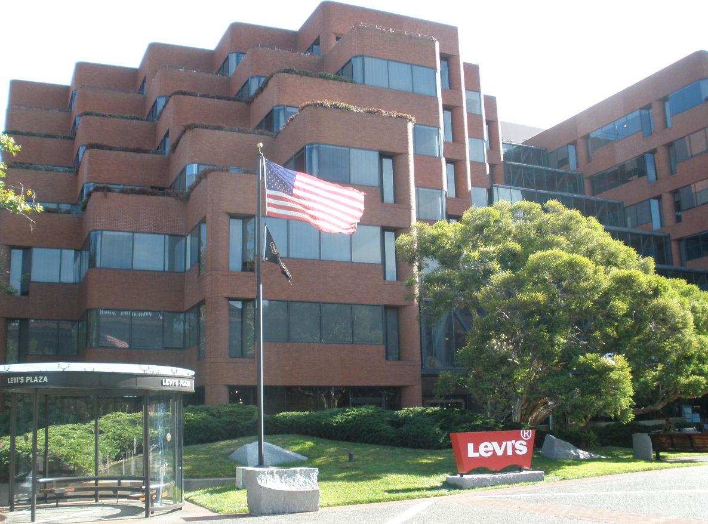 Levi's building