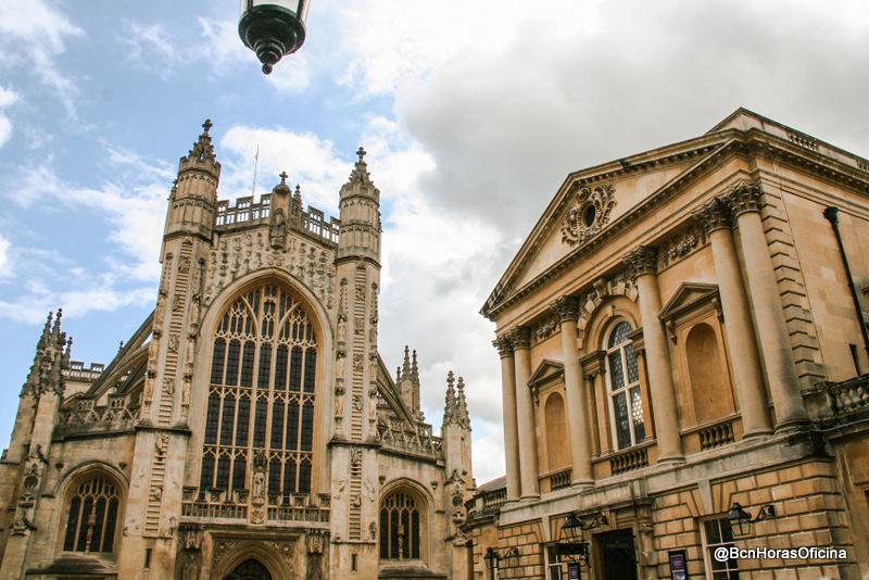 Baños Romanos En Bath:Tras las huellas de Jane Austen