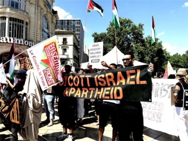 BDS: nicht propalästinensisch, sondern antiisraelisch. Foto Peter Curb / Flickr.com 7 Attribution 2.0 Generic (CC BY 2.0)