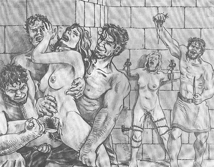 dofantasy bdsm art drawings