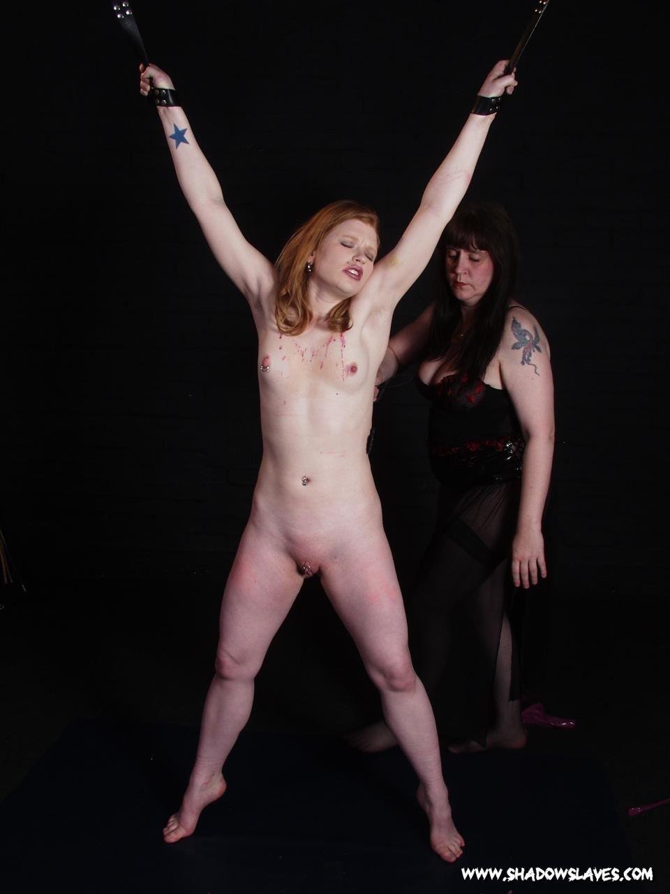 female slave whip