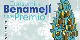"""Vuelve la campaña """"Consumir en Benamejí tiene Premio"""""""