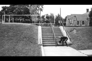 Video thumbnail for youtube video Cavin B X The Booted: East Coast 2014 - Pittsburgh - Be-Mag