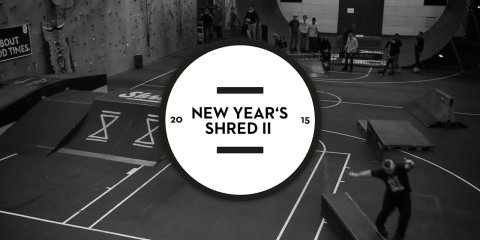 Video thumbnail for vimeo video New Year's Shred 2015: Impressions - Be-Mag