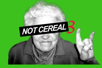 Video thumbnail for vimeo video Don Bambrick & Brian Weis: Not Cereal 3 - Be-Mag