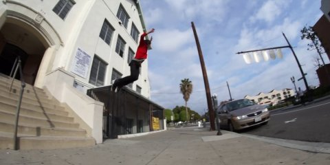 Video thumbnail for vimeo video Victor Galicia: Haitian Earth Section - Be-Mag