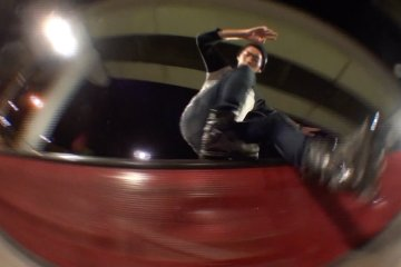 Video thumbnail for vimeo video Haruki Dozen: Circolo Wheels Edit - Be-Mag