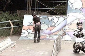 Video thumbnail for vimeo video Ren Fujiwara: BHC Wheels Flow Edit - Be-Mag
