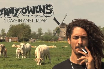 Video thumbnail for vimeo video Kenny Owens: Two Days in Amsterdam - Be-Mag