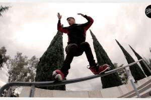 Video thumbnail for vimeo video Oscar Sosa: Circolo Wheels Section - Be-Mag