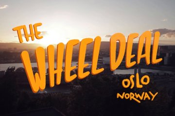 Video thumbnail for vimeo video The Wheel Deal: Video Trailer - Be-Mag