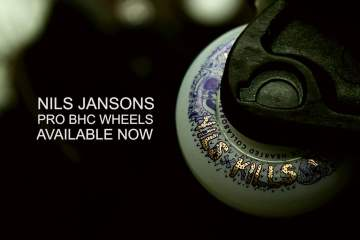 Video thumbnail for vimeo video BHC Wheels: Nils Jansons Promo Edit - Be-Mag