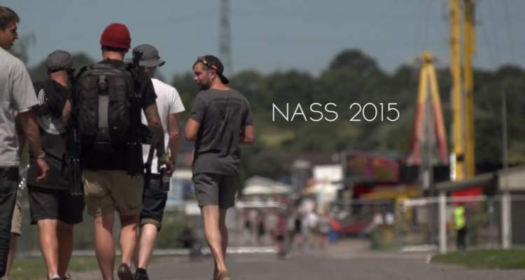 Video thumbnail for vimeo video NASS Festival 2015: Inline Highlights by Ed Inglis - Be-Mag