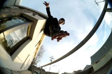 Video thumbnail for vimeo video CODY LAMPMAN HAUNTS US WITH A NEW EDIT - Be-Mag