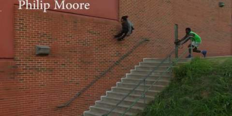 Video thumbnail for vimeo video KY BATTLE - PHILIP MOORE WON, AND WE GOT TO SEE WOJDA SKATE - Be-Mag