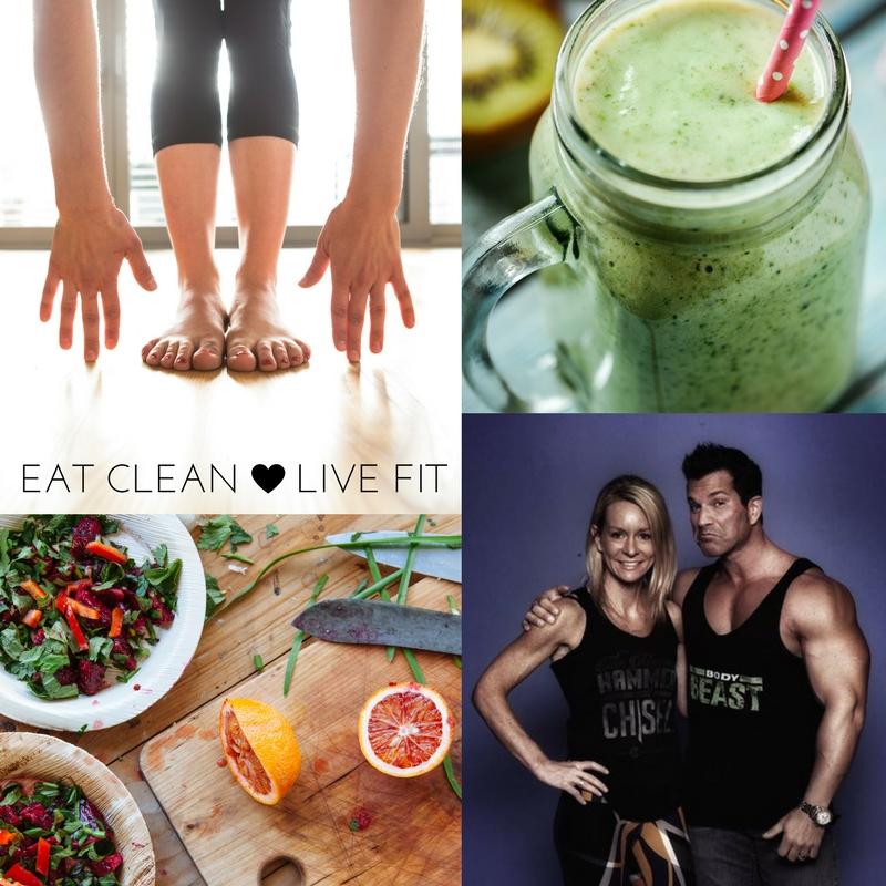 EAT CLEAN LIVE FIT