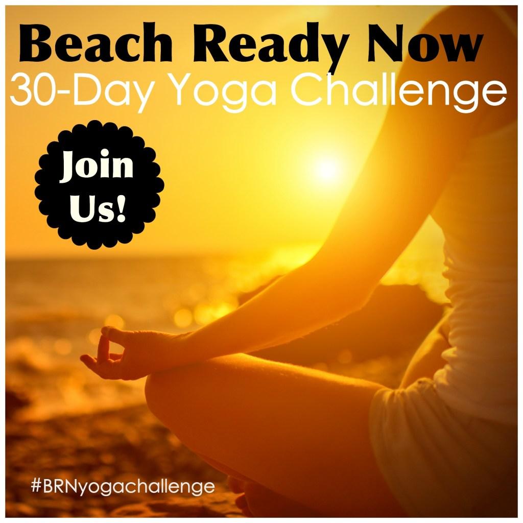 Beach Ready Now Yoga Challenge