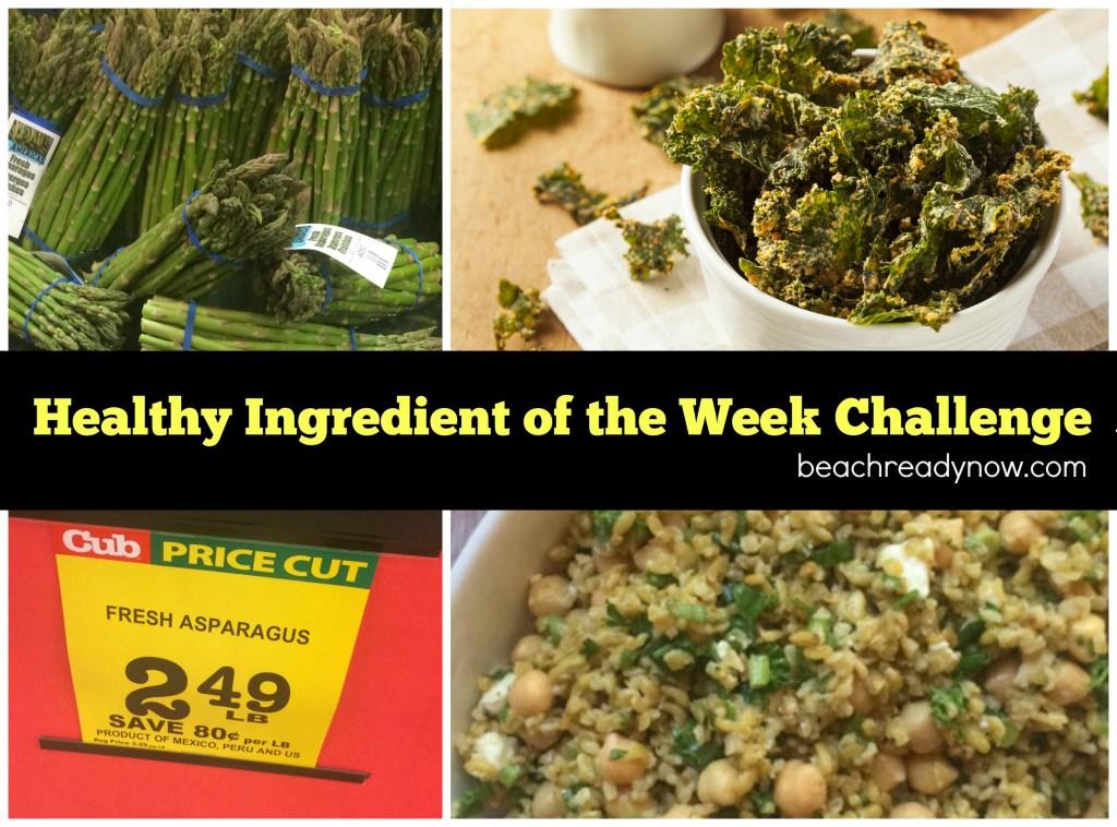 Healthy Ingredient of the Week Challenge
