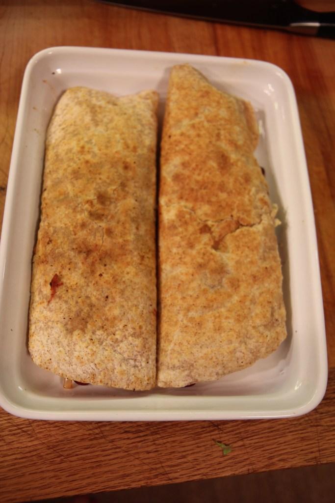 Charred Zucchini and Bean Quesadillas