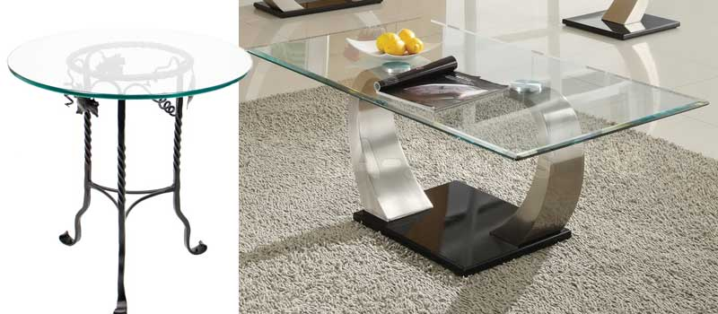 glass table topcs