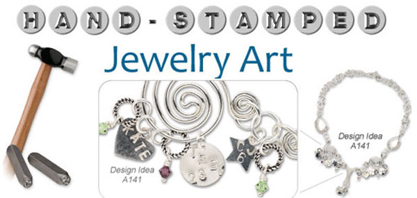 How to get started with hand stamped jewelry