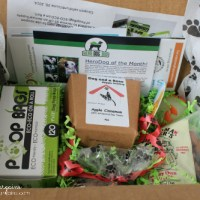 HeroDogBox Delivers Treats and More!